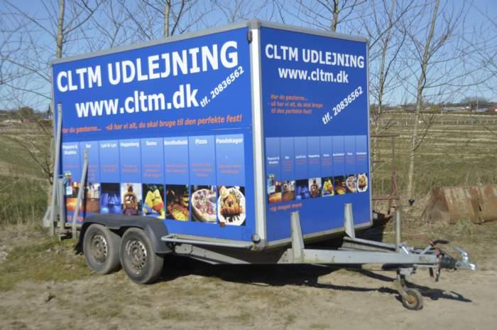 salg/udlejning af Blå Cargo trailer