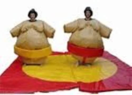 salg/udlejning af Sumo dragter